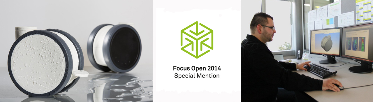 Focus Special Mention - prize