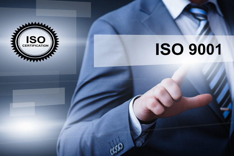 ISO-9001-Quality Management-Blickle